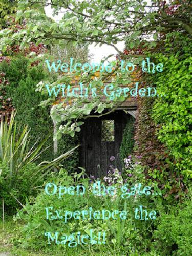 A Witch Secret Garden