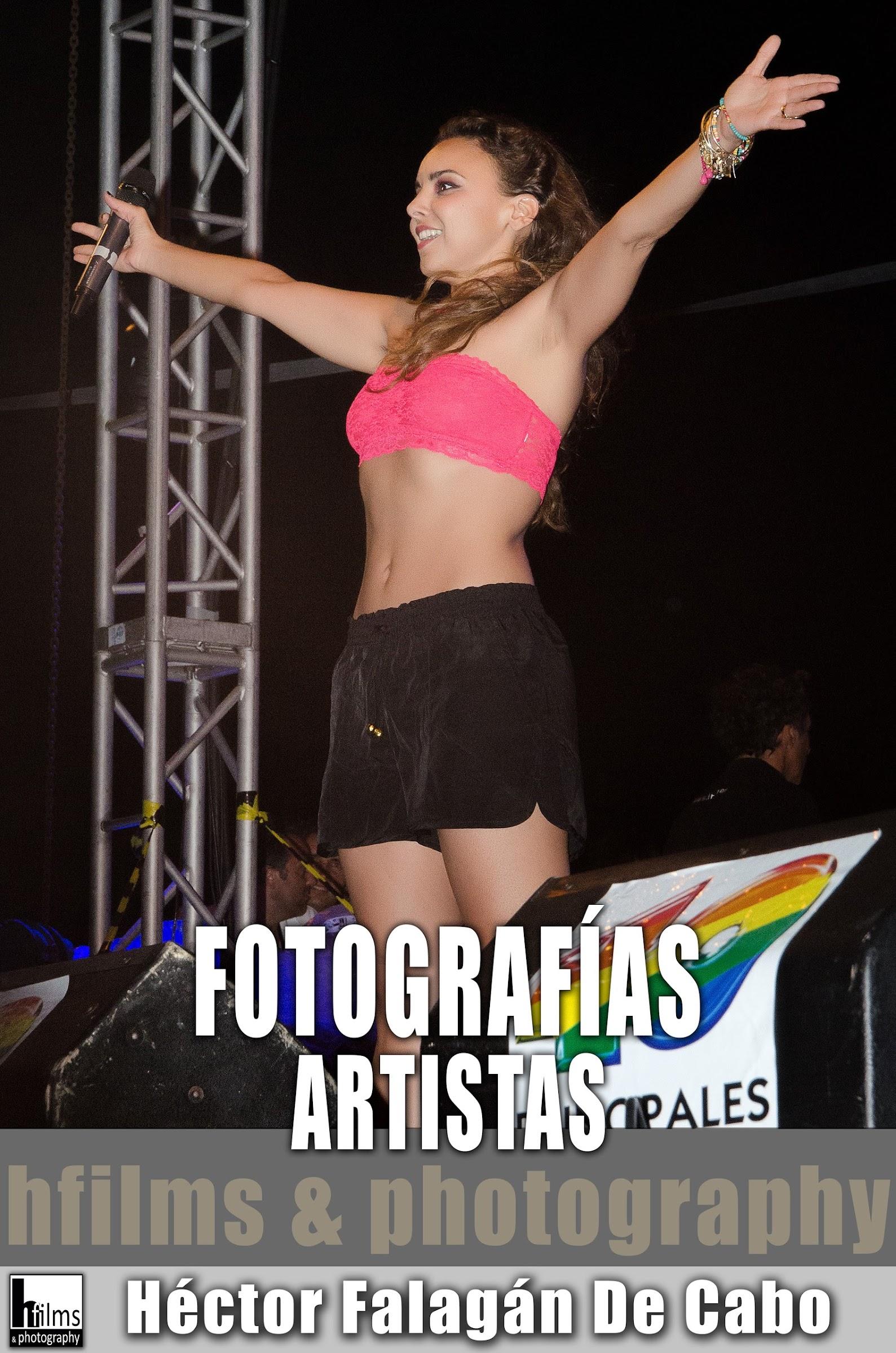 Héctor Falagán De Cabo | hfilms & photography. Fotografías de Artistas.