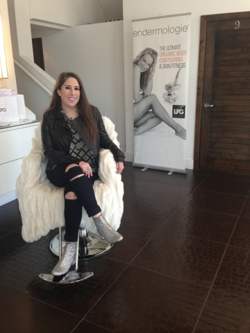Had a great spa day at Portofino Beverly Hills and a Endermologie Treatment