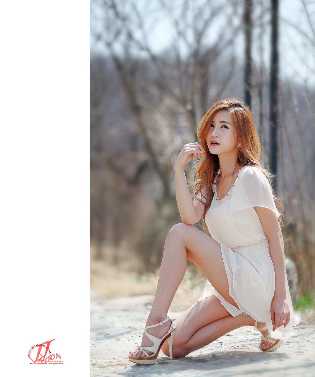 Sexy Outdoors! Park Soo Kyung (박수경)!
