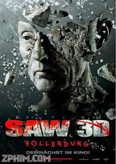 Lưỡi Cưa 7 - Saw 3D (2010) Poster