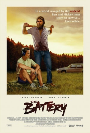 Filme Poster The Battery WEBRip XviD & RMVB Legendado