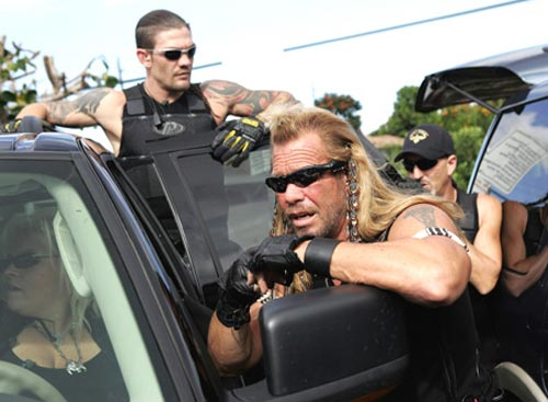 Shots Fired At Dog The Bounty Hunter(2photos):celebrities