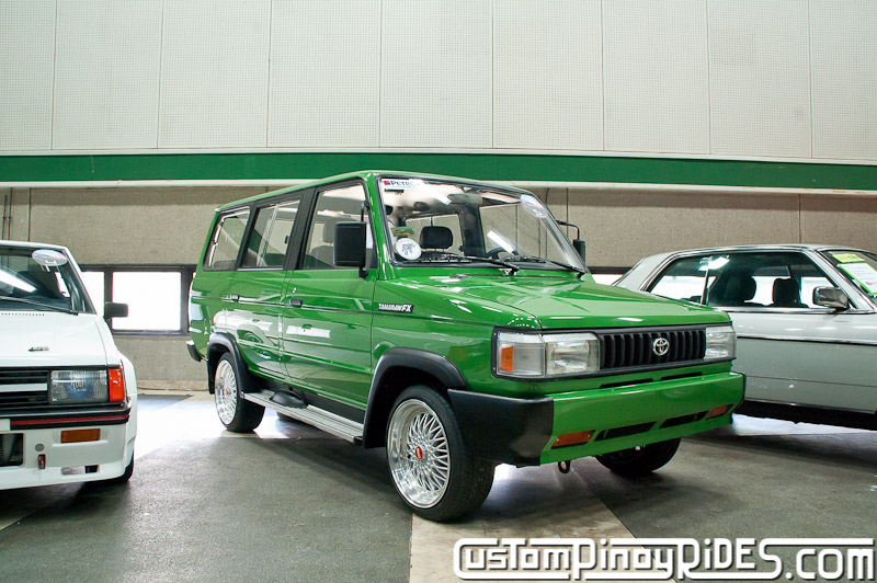 Fancy Stancing a Toyota Tamaraw FX Custom Pinoy Rides
