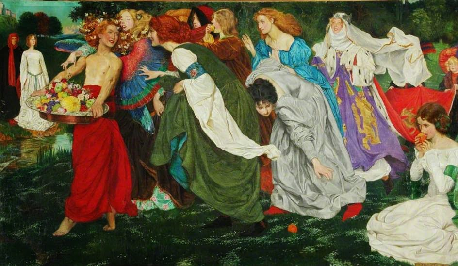 Byam Shaw - Love's Baubles