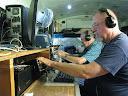 Chuck W4XP & Rich K1HTV @ 50 MHz