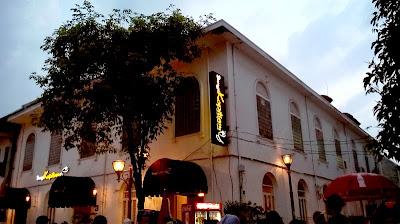 kedai kopitian kota tua