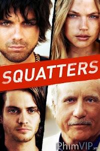 Xâm Chiếm - Squatters poster