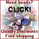 Traditional Czech Beads directly from the Czech Republic!