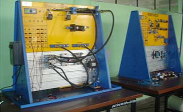 MECHATRONICS LAB (Hydraulic & Pneumatic Kits)