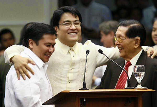 sen. bong revilla needs air cooler in jail
