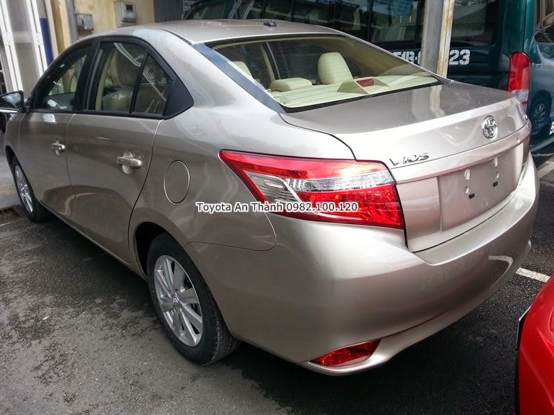 Khuyến Mãi Giá Bán Xe Ôtô Toyota Vios 2015 Mới 4