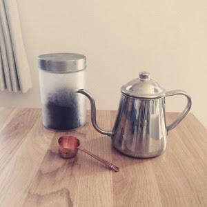 コーヒー 道具