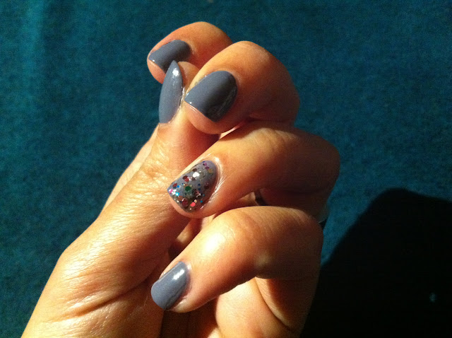 Nails - São Paulo Urban Gray