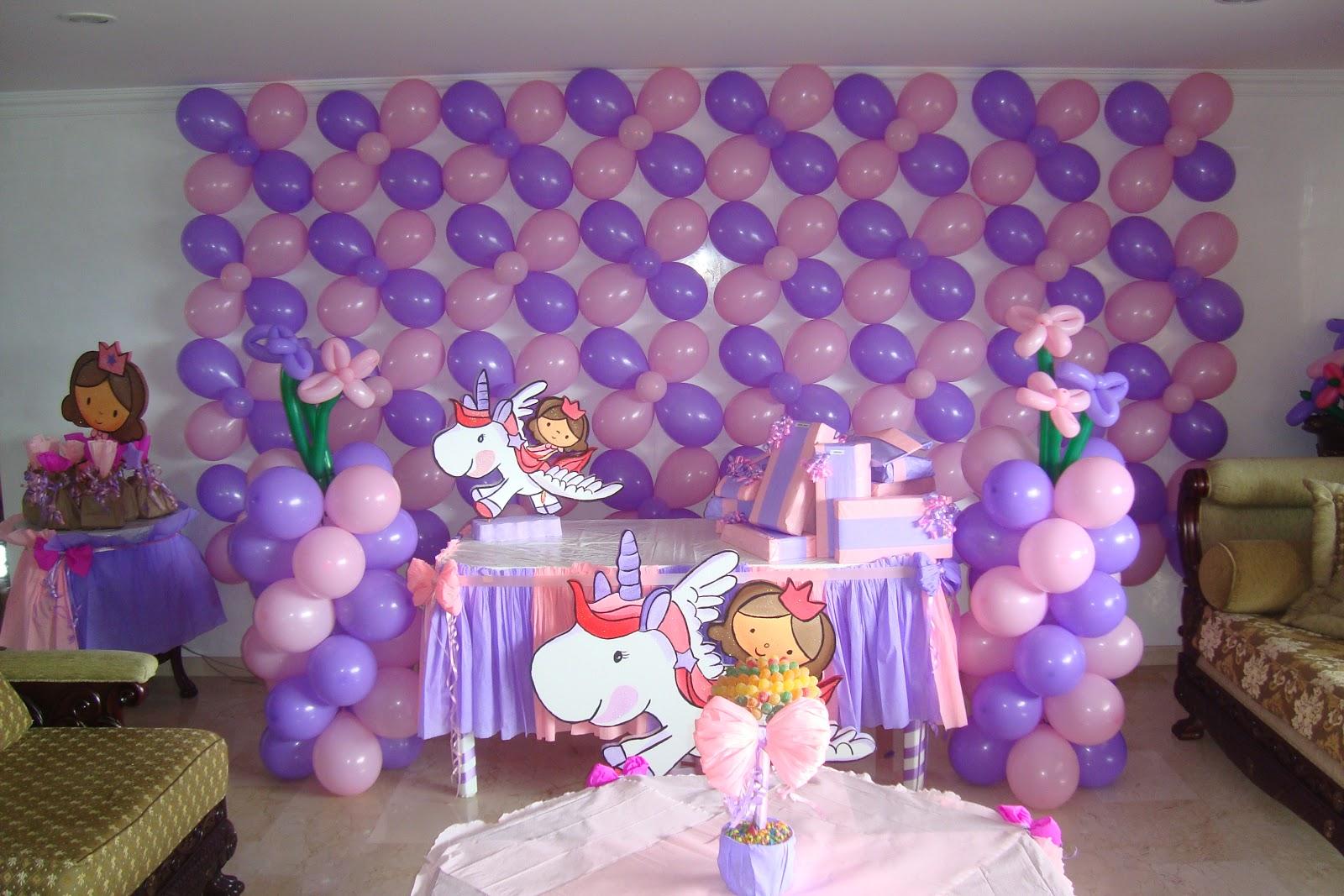 Decoracion fiesta princesa ni a decoraci n fiestas - Decoraciones para fiestas ...