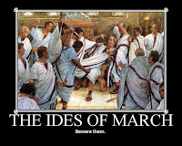 "Image result for ""Ides of March."""