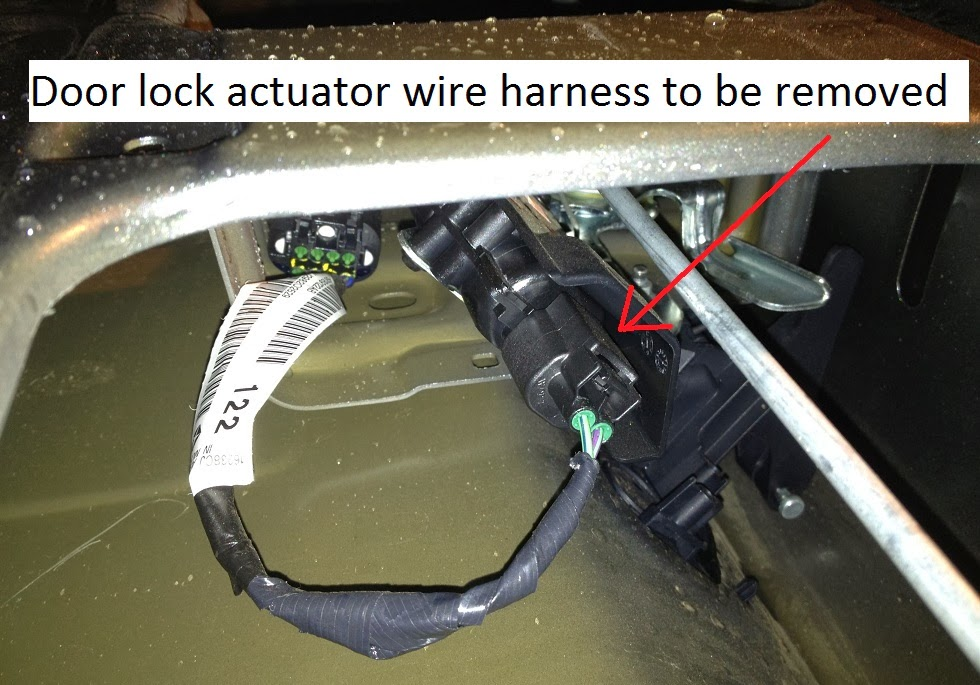 Wiring Harness For Dodge Ram 1500 : Disable tailgate automatic lock dodge ram forum