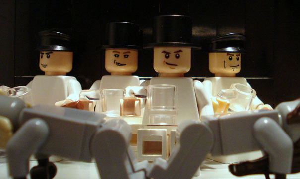 15 Famous Movie Scenes Recreated in Lego 9