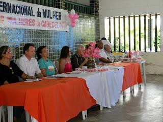 Evento aconteceu nesse domingo dia 11 de março no Cabedelo Clube.