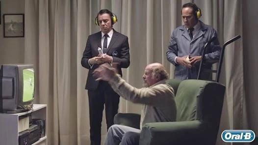 Oral B Lanza un divertido comercial para el Mundial con Tano Pasman como protagonista