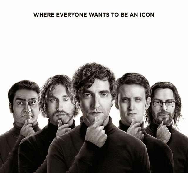 Silicon Valley HBO Everybody wants to be an icon