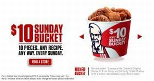 Get Meal Deals for Colonel's Club Members. KFC Canada has a great new deal for Colonel's Club members.. Family Meal Deal: 12 pc Family Special for $; Individual Meal Deal: 20% off any Combo; These coupons are valid until Sunday, February 4,