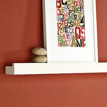 Living in designland estantes para cuadros - Enmarcar cuadros leroy merlin ...