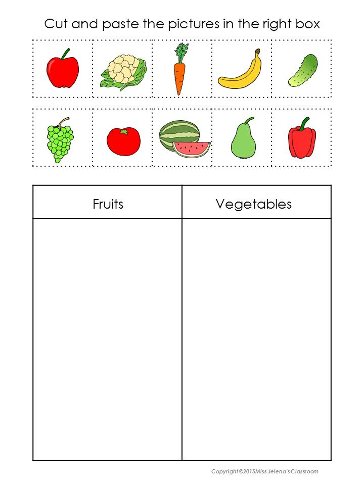Food Sorting Set for young learners | Zoo preschool, Zoo activities,  Kindergarten worksheets