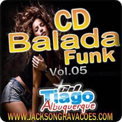 Balada Funk Vol.05 - 2013