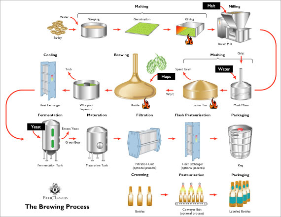 Home Cider Making Process