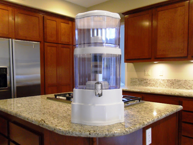 Zen Water Systems 8 Gallon Countertop Water Filter Bpa