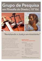Grupo de Pesquisa Filosofia do Direito 10ª Ed.