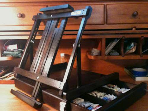 An Easel For Better Ergonomics