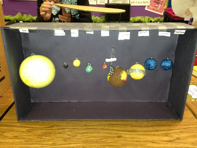 solar system projects for 3rd grade - photo #9