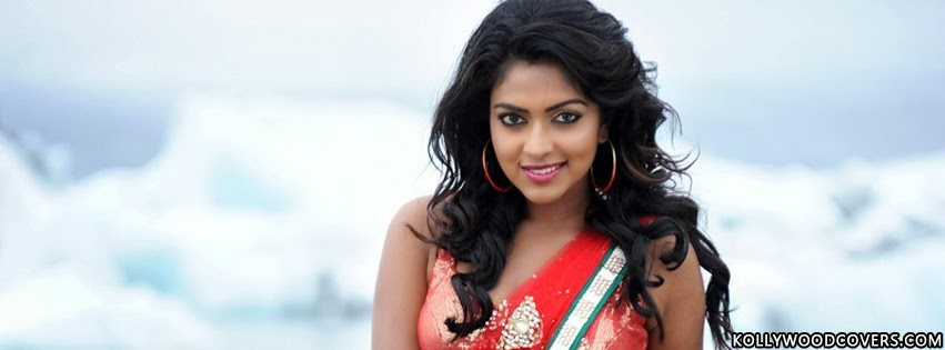 amala paul in saree