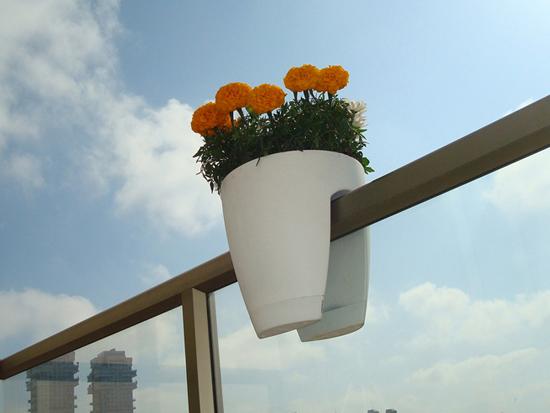 Doniczki Balkonowe Gdzie Takie Kupię Ogród Na Balkonie