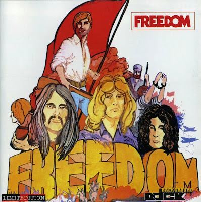 Freedom ~ 1970 ~ Freedom
