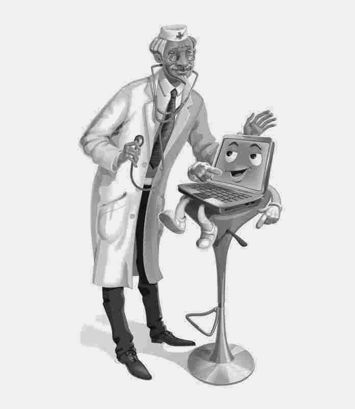 доктор компа