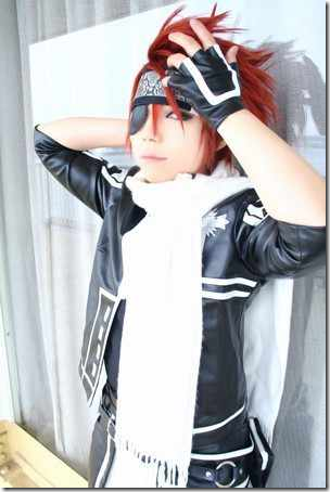 d. gray-man cosplay - lavi 3