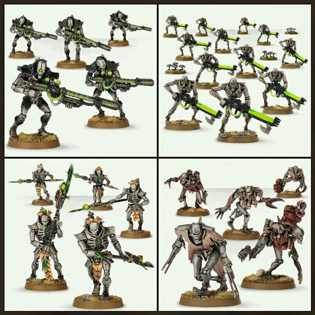 Necrones Warhammer 40.000