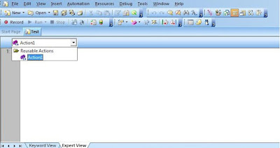My Learnings: Excel files and QTP