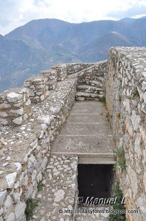 Castillo de Albanchez de Mágina