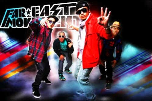 Far East Movement Logo