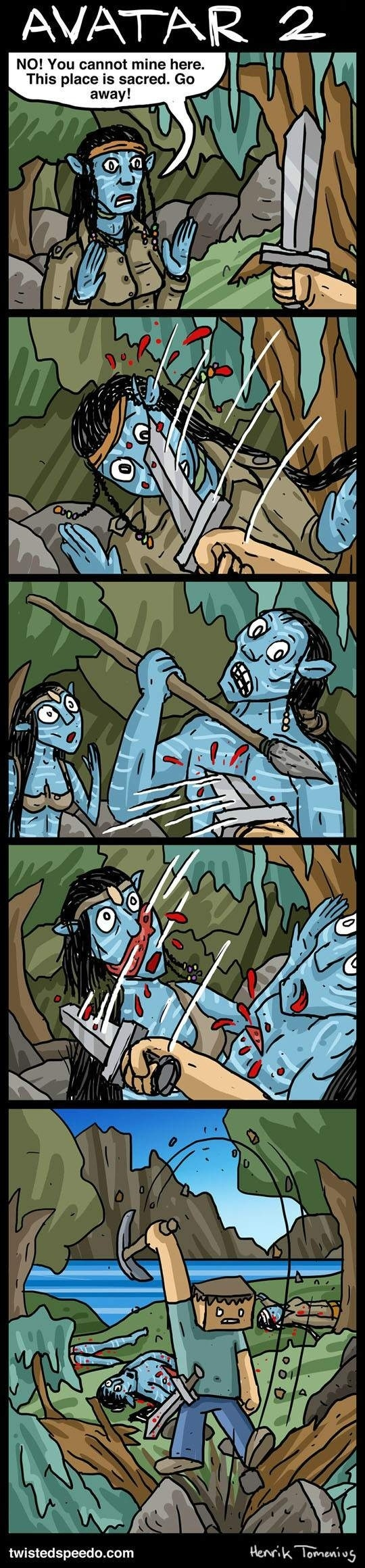 Avatar 2 Humor
