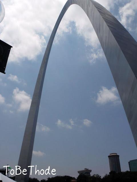 ToBeThode St Louis Arch