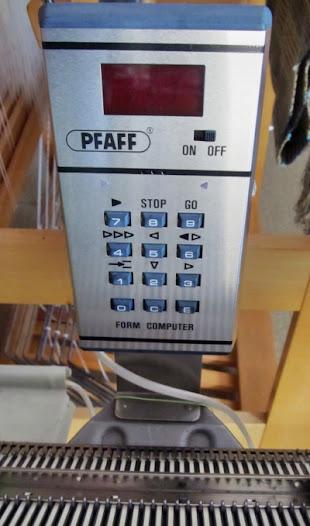 Pfaff Formcomputer