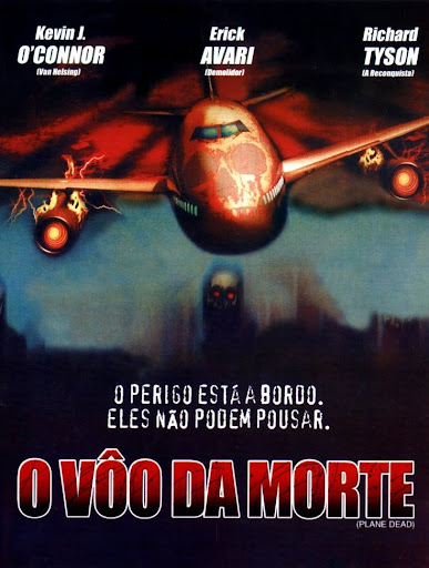 Download - O Vôo da Morte – DVDRip AVI Dual Audio + RMVB Dublado