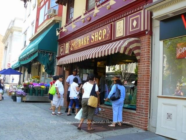 Viaggiandomangiando pasticceria da carlo dal cake 39 s boss for Pasticceria da carlo new york