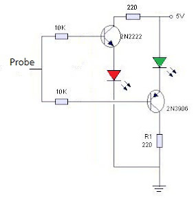 a report on logic probe Basic logic gates implementation using breadboards and discrete gates introduction:introduction: logic functions can be implemented in several ways  you can determine the output using the logic probe, logic probe as shown in (figure5)  each logic circuit, or sub circuit, being designed with quartus ii software is called a project the.