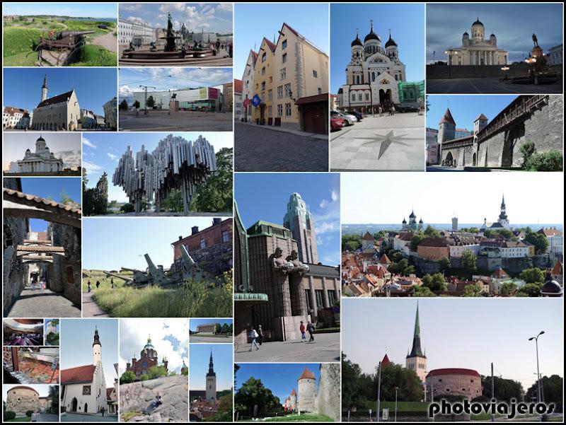 Guia de Helsinki y Tallin